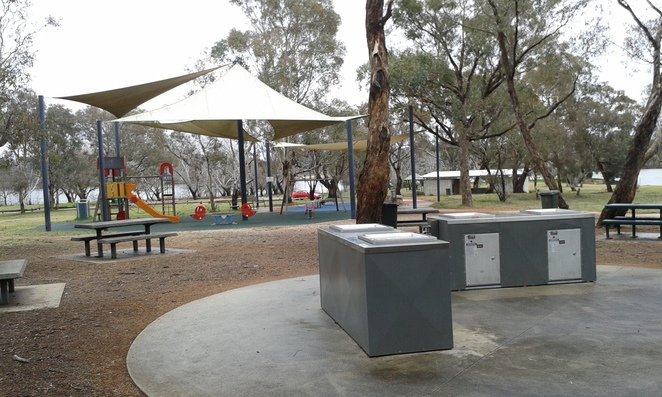 black mountain peninsula playground, canberra, parks, playgrounds, ACT, best parks, picnic spots, BBQ's,