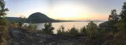 breakneck ridge, beacon, new york, outdoors, sunset, hudson valley, hudson river, hike