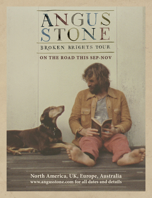 Broken Brights has received numerous accolades/Image from Angus Stone is coming to the Sunshine Coast/Image from angusstone.com