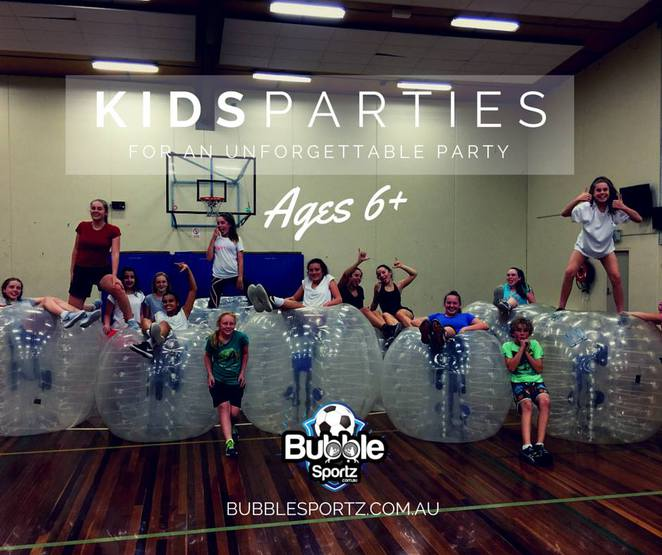 bubble soccer 2 u, teenage birthday parties, birthday parties, teenagers, tweens, aged six and over, kids birthday parties, ACT, bubble soccer,