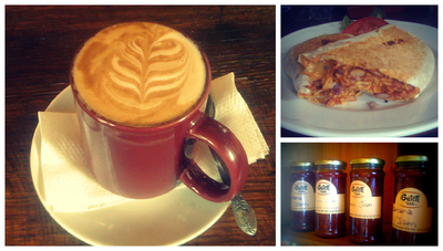 Butch Cafe, Food, Camperdown, Sydney, Cafe, Coffee, Latte, Review