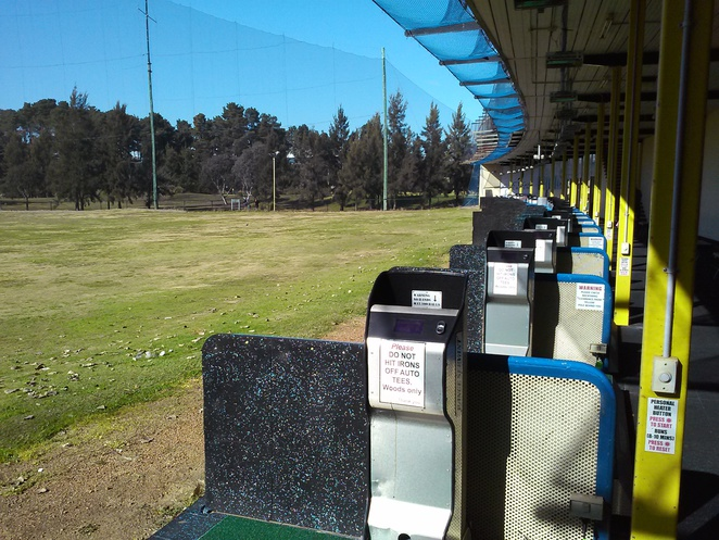 Canberra International Golf Centre Driving Range