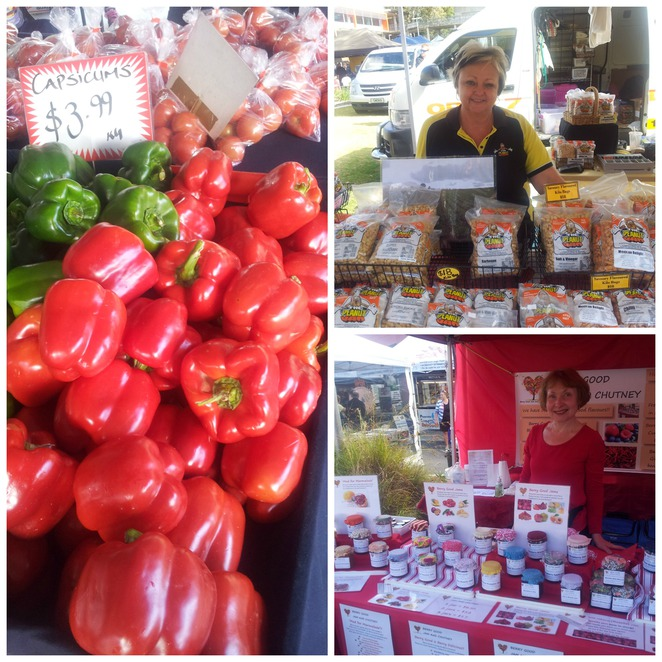 Carseldine markets, fresh produce, farmers markets, northside markets