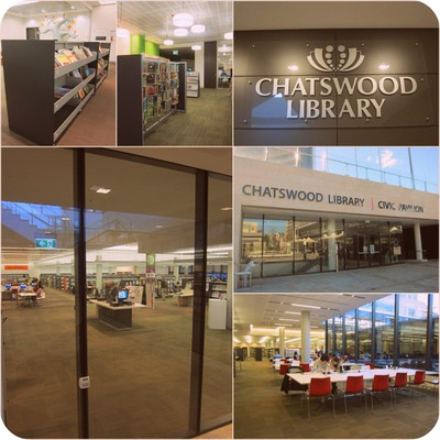 Chatswood, Chatswood Library, Willoughby Library
