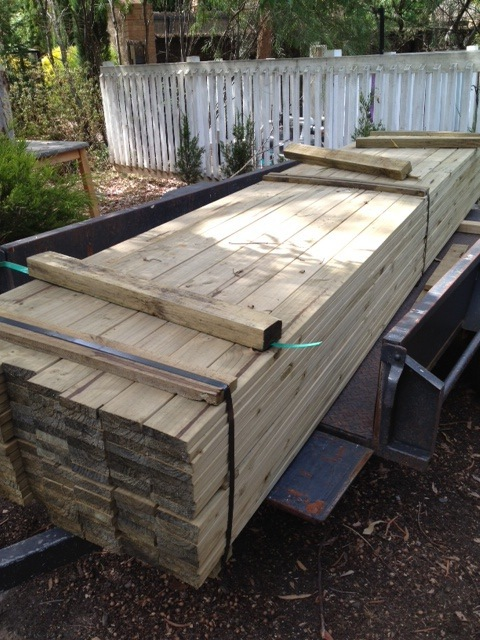 Where is the cheapest place to buy pine decking melbourne for Cheapest place for decking