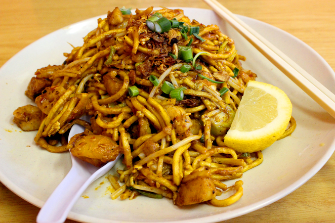 Chef Lai Noodle Cafe Adelaide Central Markets Mee Goreng