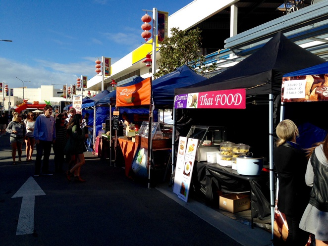 Chinatown, Gold Coast Chinatown, southport Chinatown, Asian street food, night market, Gold Coast street markets, street food, free events on Gold Coast
