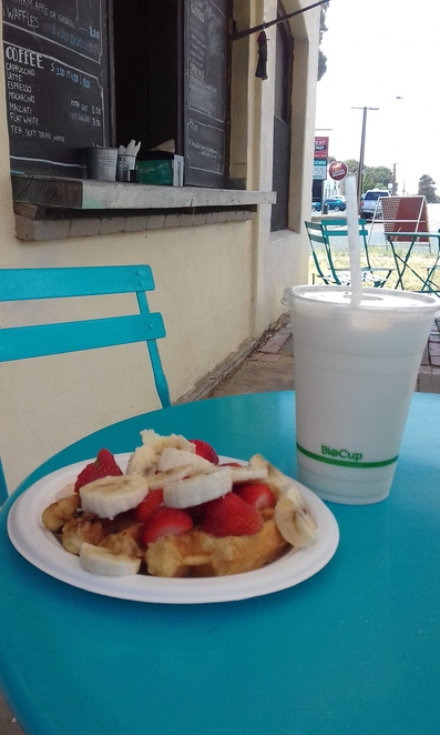 Coonalpyn Waffles Cafe