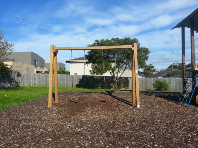Dare Reserve, Ocean Grove, Playground, Bellarine, Swingset, Swings, Play, Child-friendly, park,
