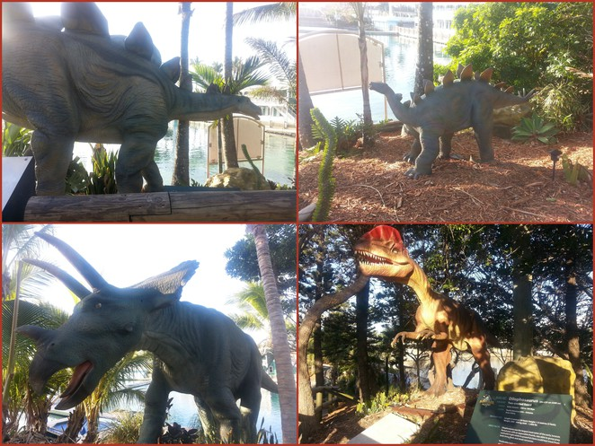 More Dinosaurs