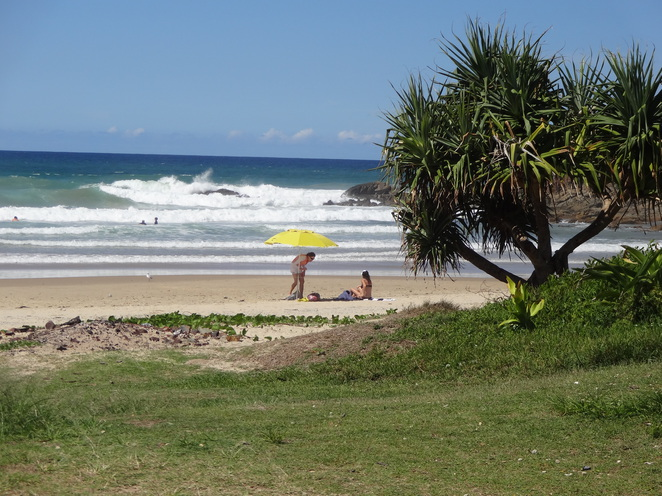 Emerald Beach Coffs harbour