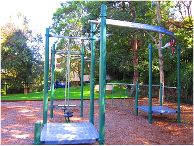Euroka St, Playground, Sydney, Waverton