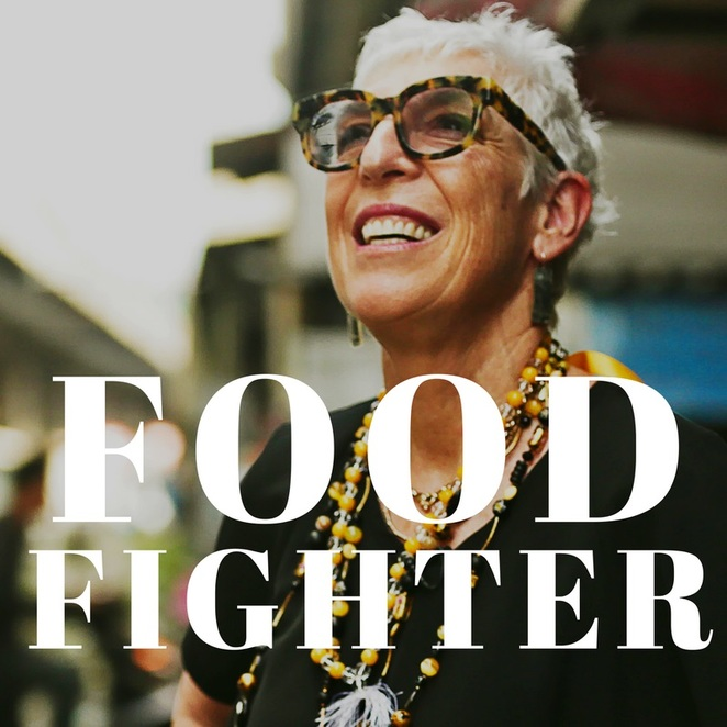 Ronni Kahn, Food Fighter, food waste