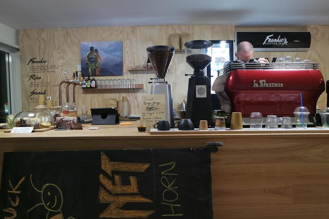 Frankie's Coffee Bar
