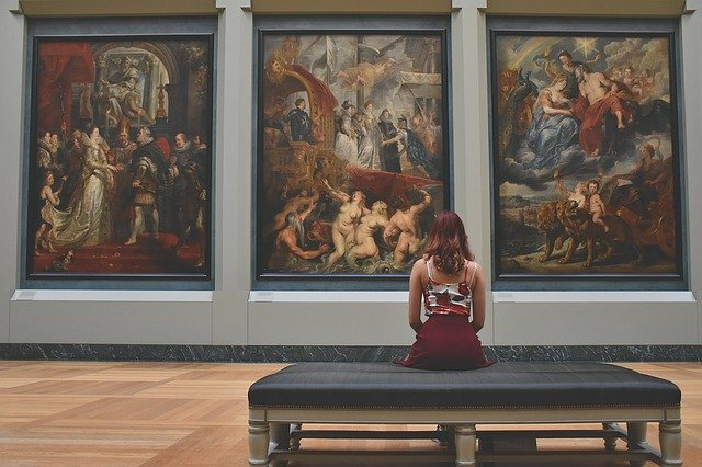 free virtual art museum tours online
