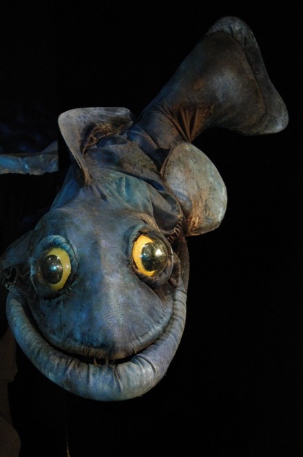 Fremantle Tim Winton Puppetry Production Spare Parts Theatre Perth Arts