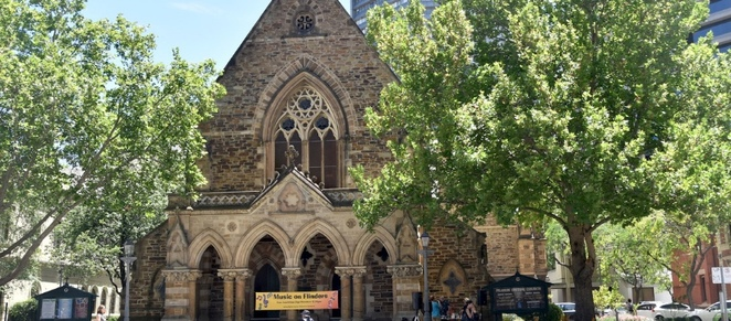 Pilgrim Uniting Church, Adelaide