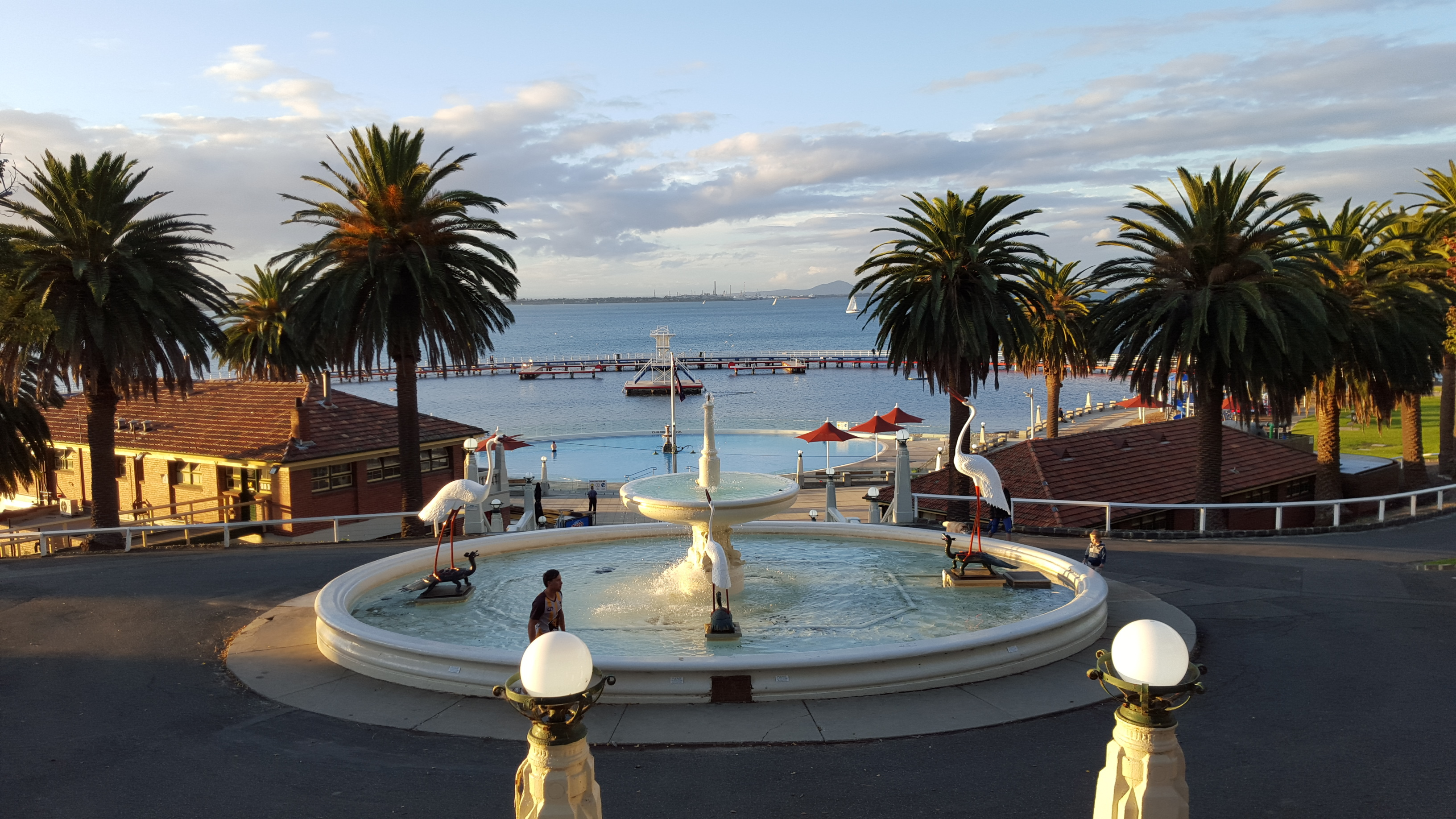 Geelong Waterfront Geelong By Cassandrajoy