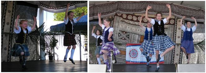 Highlands dancers toowoomba languages cultures festival