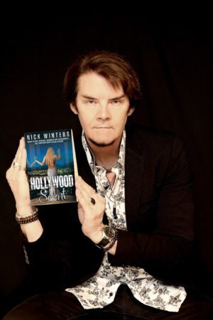 hollywood scent, nick winters, book review, fantasy, witchcraft, tarantino