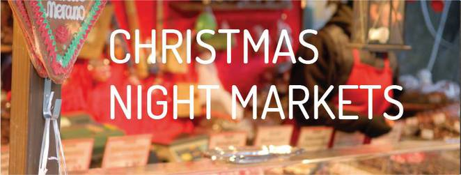 In the City Night Markets, Canberra, 2015, christmas 2015 in canberra,