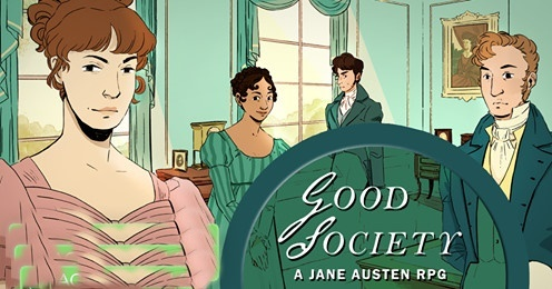 Jane,Austen,role,playing,game