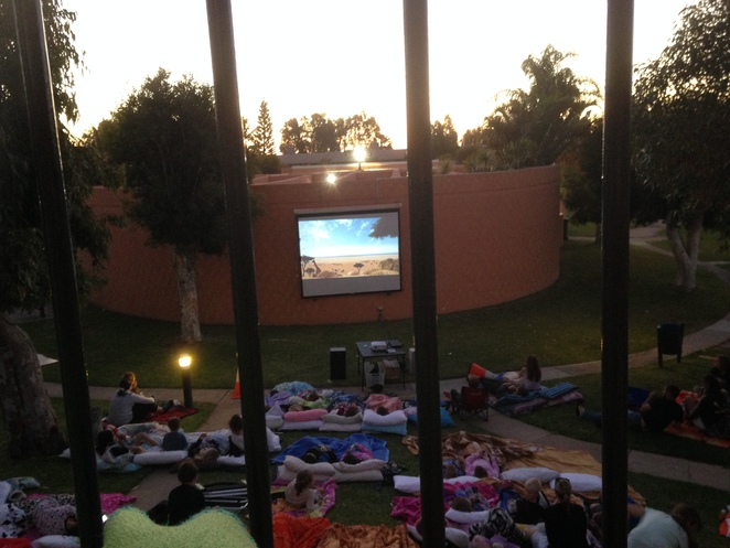 Kalbarri beach resort kids movies