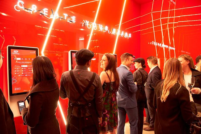 kitkat, chocolatory, store, opening, melbourne central, chocolate, nestle, create your own