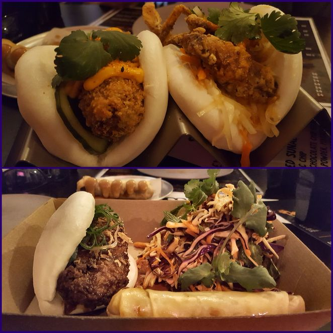 Lunch, Bao, Asian, special, street food