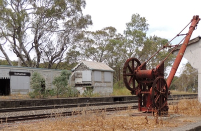 melbourne railway, melbourne to adelaide, adelaide melbourne, rail australia, the adelaide hills, balhannah, oakbank, oakbank races, Balhannah railway station