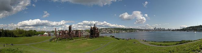 Most Unusual Reviews North America Reviews Carly Ogborne Gas Works Park