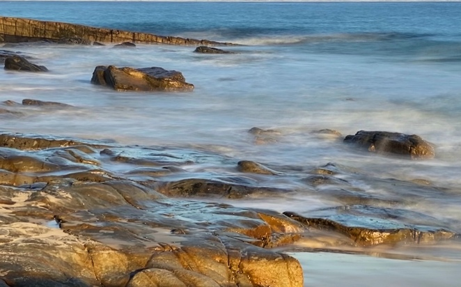 A little bay at Noosa Heads National Park