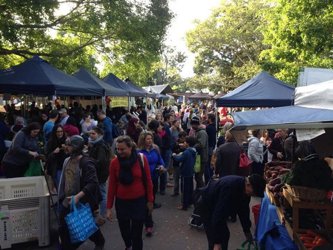 Photo courtesy of Northey Street Markets