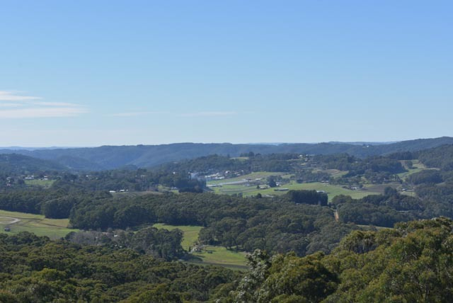 Piccadilly Valley, Mt Lofty, Adelaide, Spring