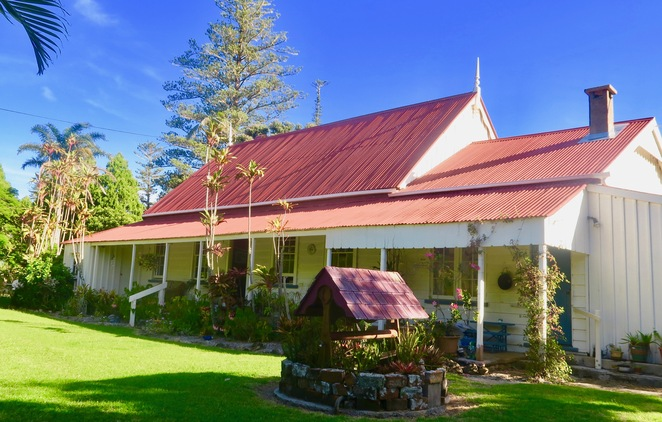 Pitcairn Village Norfolk Island