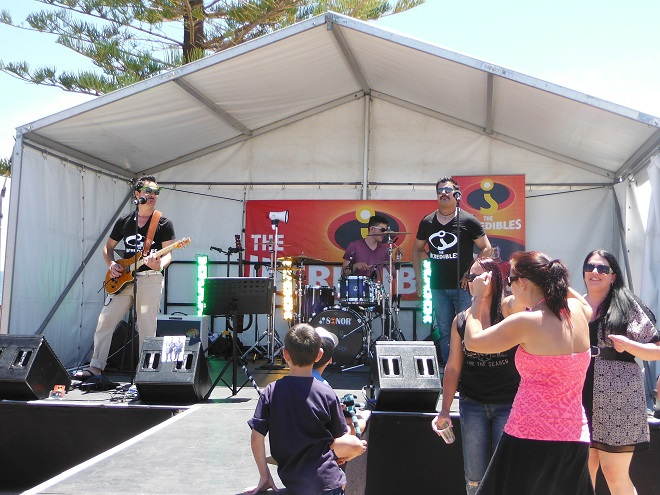 Port Noarlunga, Food and Wine Festival, camel rides, markets, live bands