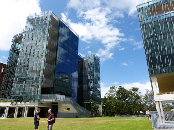 QUT Science and Technology Precinct,Brisbane