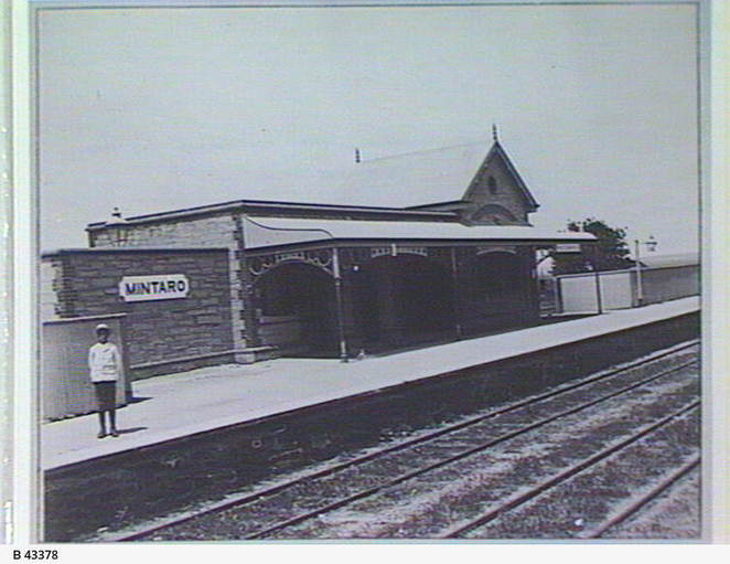 railway station, south australia, mid north, sa country rail, south australian railways, in adelaide, heritage listed, railway history, mintaro railway station