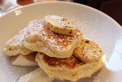 ricotta hotcakes bills