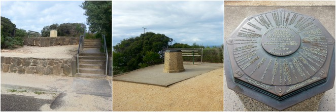 Rip View Lookout, Point Lonsdale, Bellarine, Victoria, view, Alex Laker, Cairn, borough of Queenscliffe,