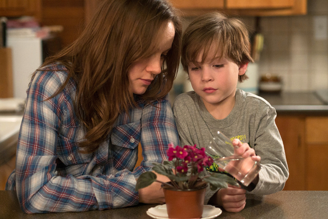 Room, movie, review, Brie Larson, Jacob Tremblay