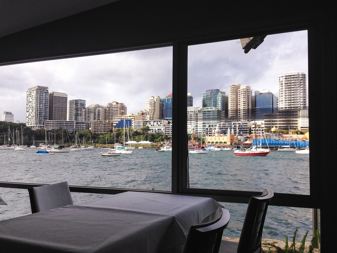 Sails, Lavender Bay, Sydney, North, Fine Dining, Waterfront, GMV, View, Lunch, Restaurant,
