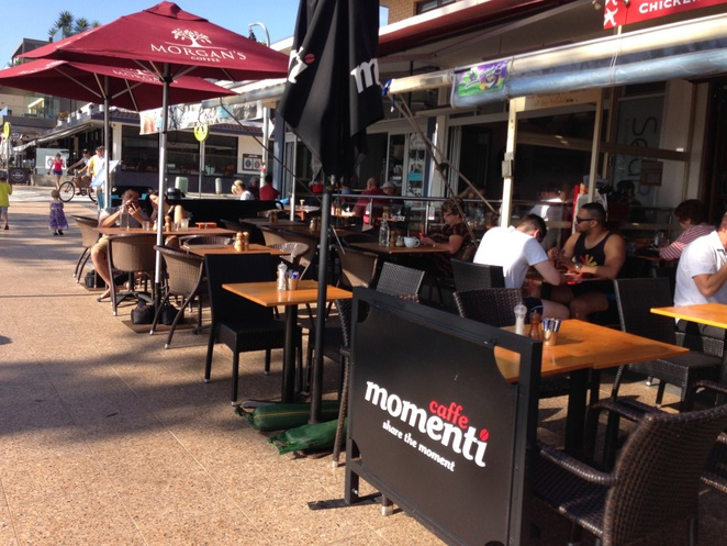 Sea Change Cafe, Dee Why Beach Cafes, Northern Beaches Cafes