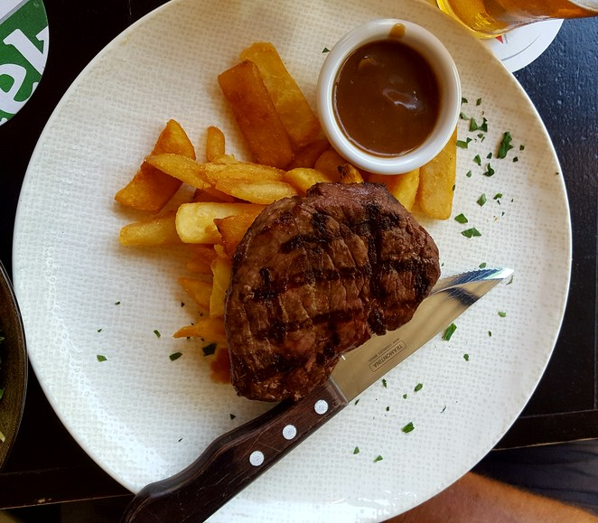 Steak, pub grub, lunch, value, Sydney