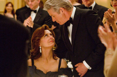 Susan Serandon, Richard Gere