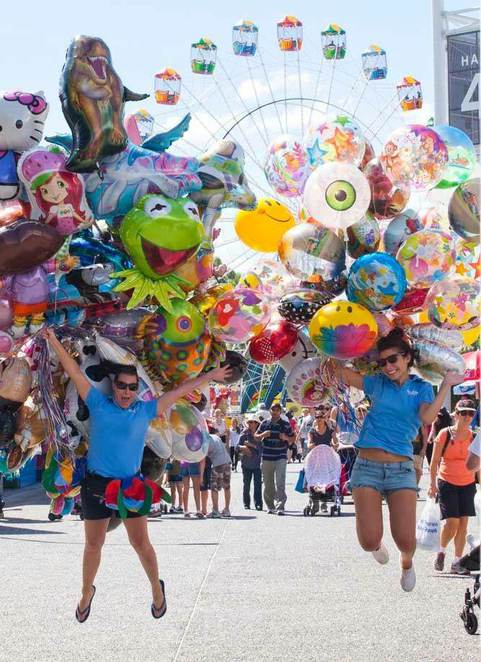 sydney royal easter show, top kid friendly april events in sydney