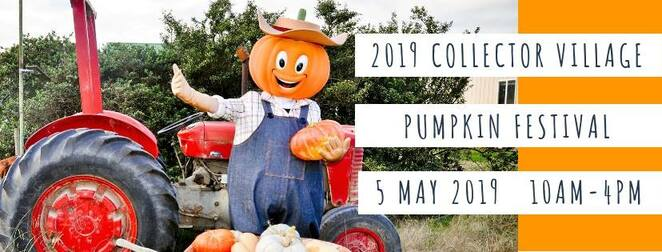 the collector village pumpkin festival, NSW, collector, canberra, near canberra, family, kids, children, things to do, may, 2019, kida cativities, pumpkins, events in canberra, festivals in canberra,