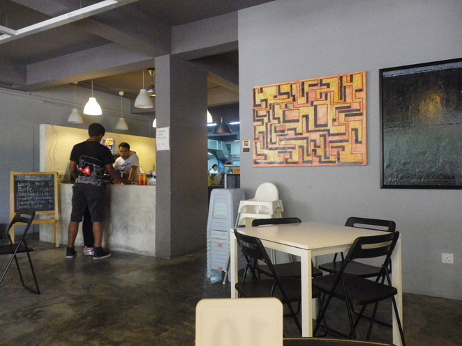 the humble chef cafe plaza damansara
