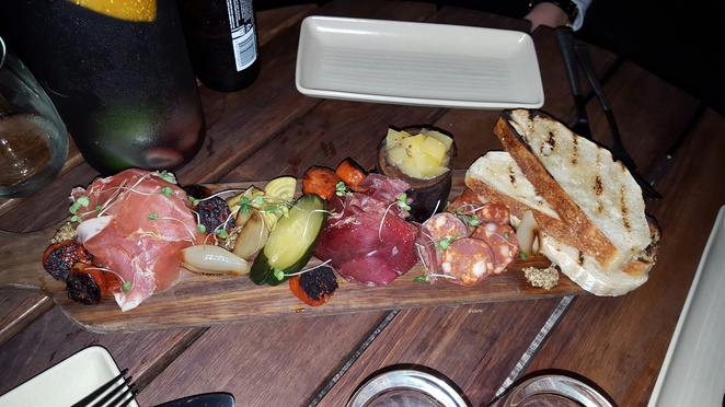 The standard, share food, perth, northbridge, lilepr