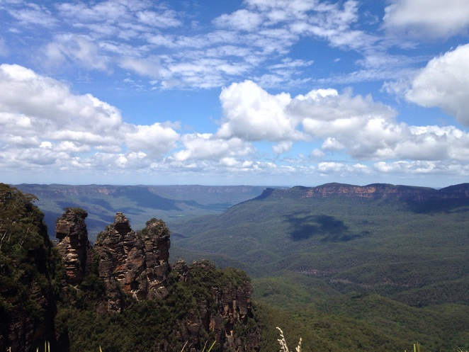 Three Sisters, Katoomba, Blue Mountains National Park